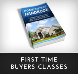 First Time Buyers Classes