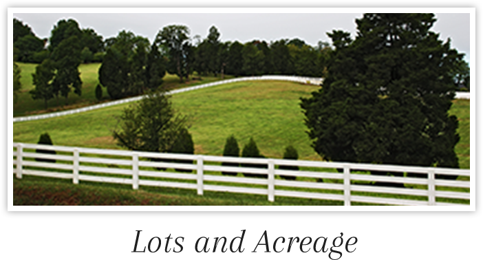 Lots and Acreage