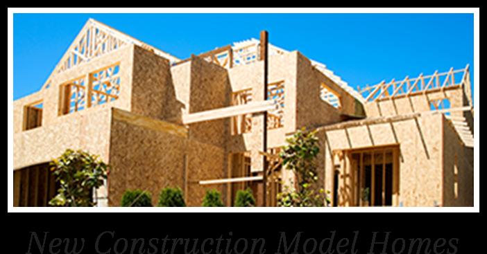 New Construction Model Homes