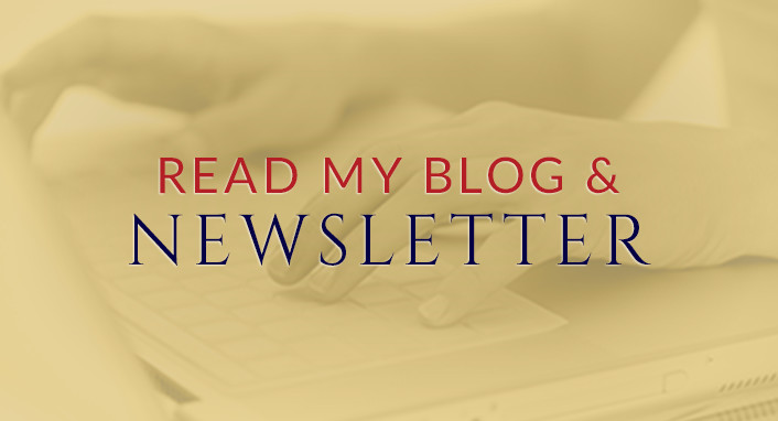 Read My Blog & Newsletter