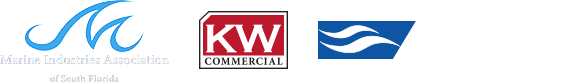 kw and marine industries association logos