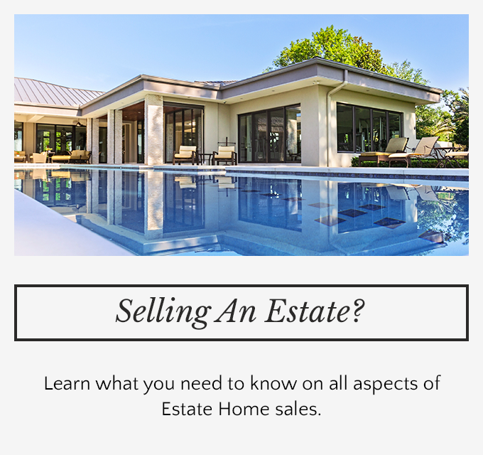 Selling An estate