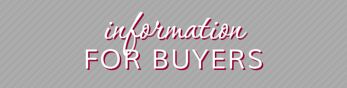 information for buyers