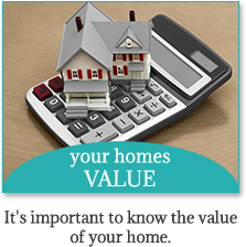 Your Homes Value | It's important to know the value of your home.