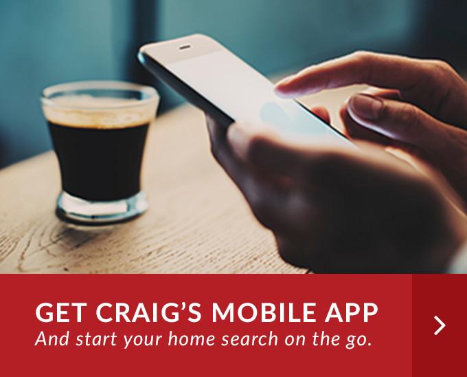 Get Craig's Mobile App