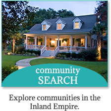 Community Search | Explore communities in the Inland Empire.