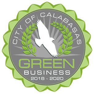 City of Calabasas Green Business 2018 - 2020