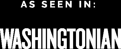 As Seen in: Washingtonian